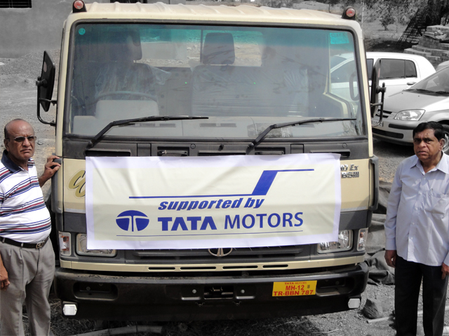 TATA MOTORS LTD …Strong supporters of Umed Pariwar